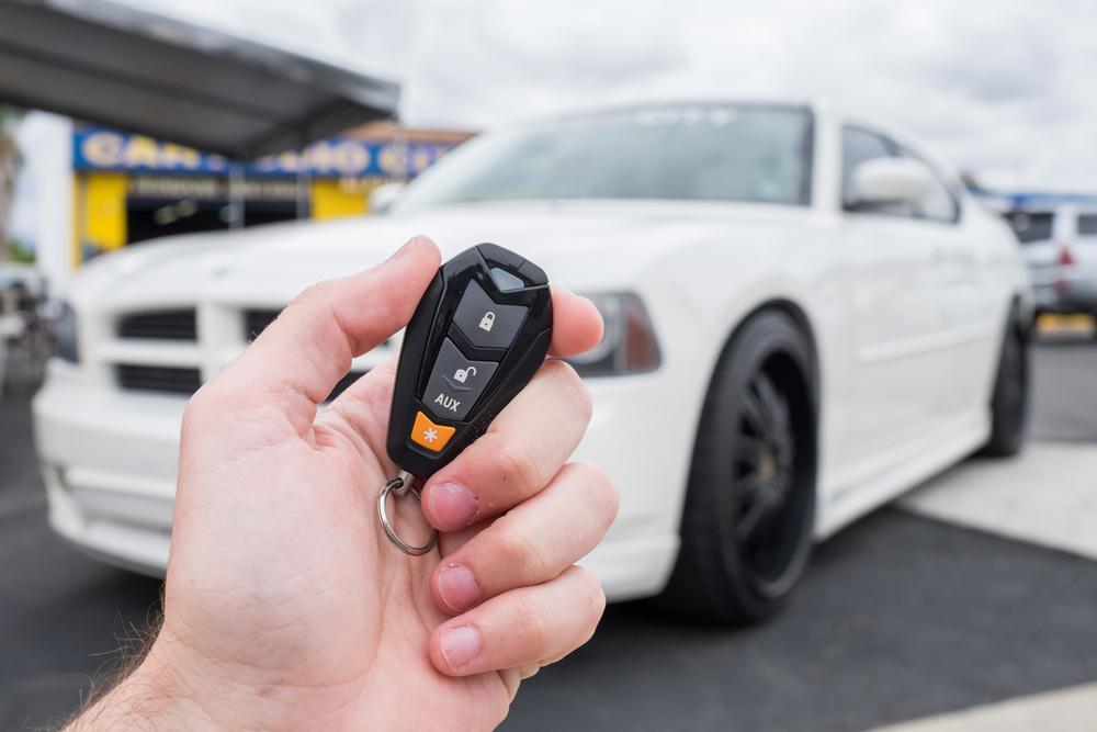 Car Alarms  U2013 Audio Electronics